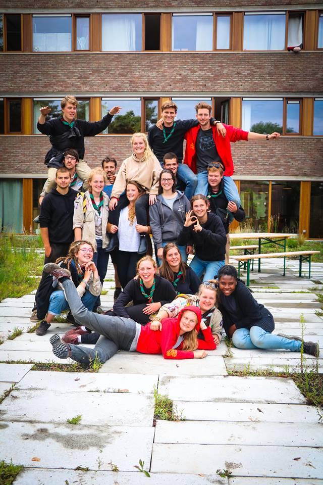 foto van Open Kamp Antwerpen.